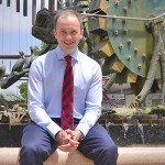 Matt Kean MP, state member for Hornsby.