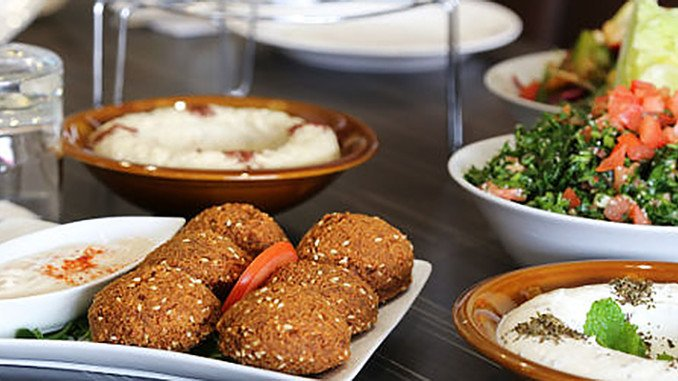 Tarboosh good lebanese food the kuringai examiner lebanese food consists of an abundance of fresh vegetables salads dips and grilled meats served with lashings of garlic and olive oil forumfinder Image collections
