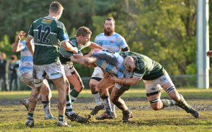 Forest tackle Lindfield