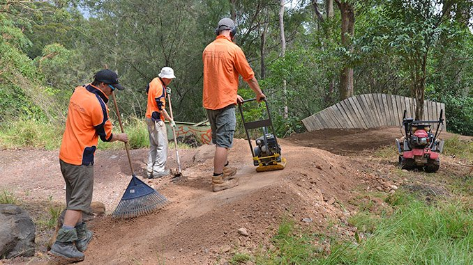 Hornsby Mountain Bike Trail Delayed